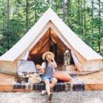 YURIE(インスタグラマー)のプロフィールや年齢は?キャンプ写真がすごい!